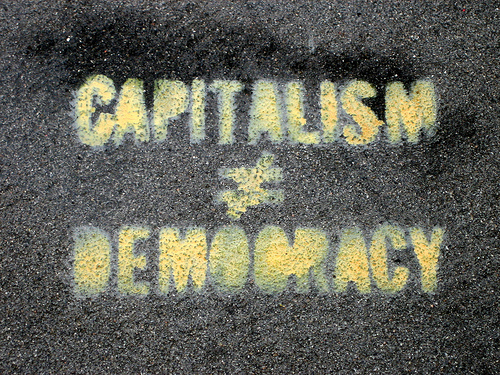 capitalism-democracy